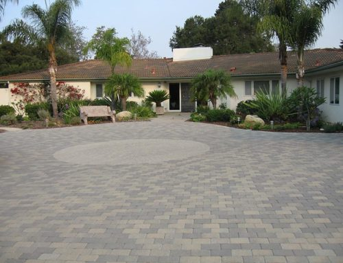 Hope Ranch Pavers and Artificial Grass Installation