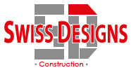 Swiss Designs Construction Logo